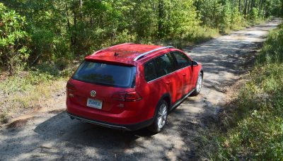 2017 VW Golf Alltrack S 6