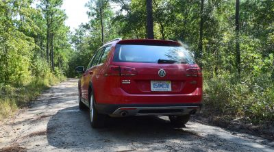2017 VW Golf Alltrack S 8