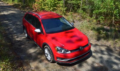2017 VW Golf Alltrack S 9