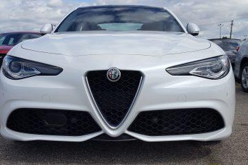 Road Test Review – 2017 Alfa Romeo Giulia Ti (RWD) – By Carl Malek