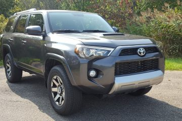 Road Test Review – 2017 Toyota 4Runner TRD Off Road – By Carl Malek