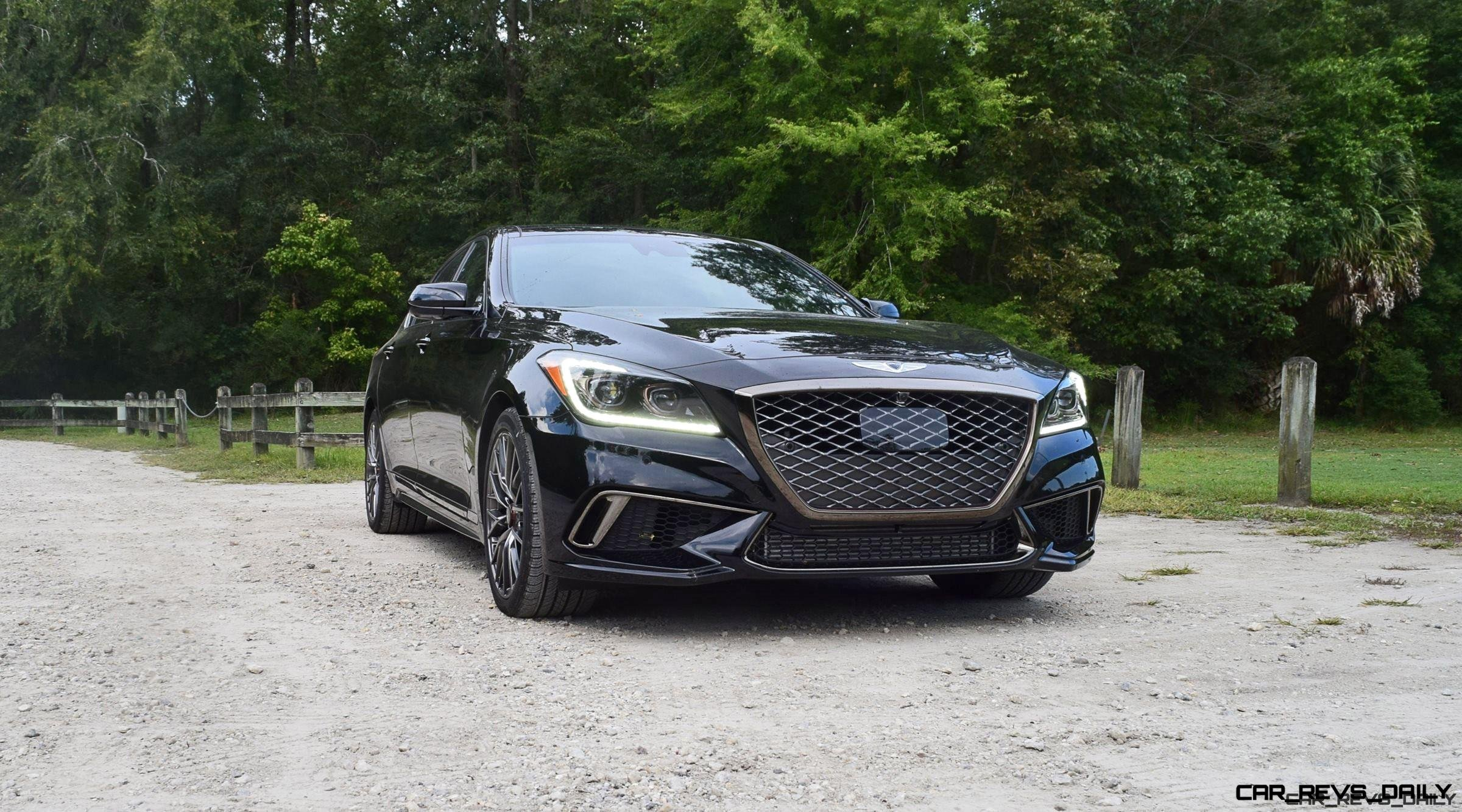 2018 Genesis G80 Sport AWD – HD Road Test Review