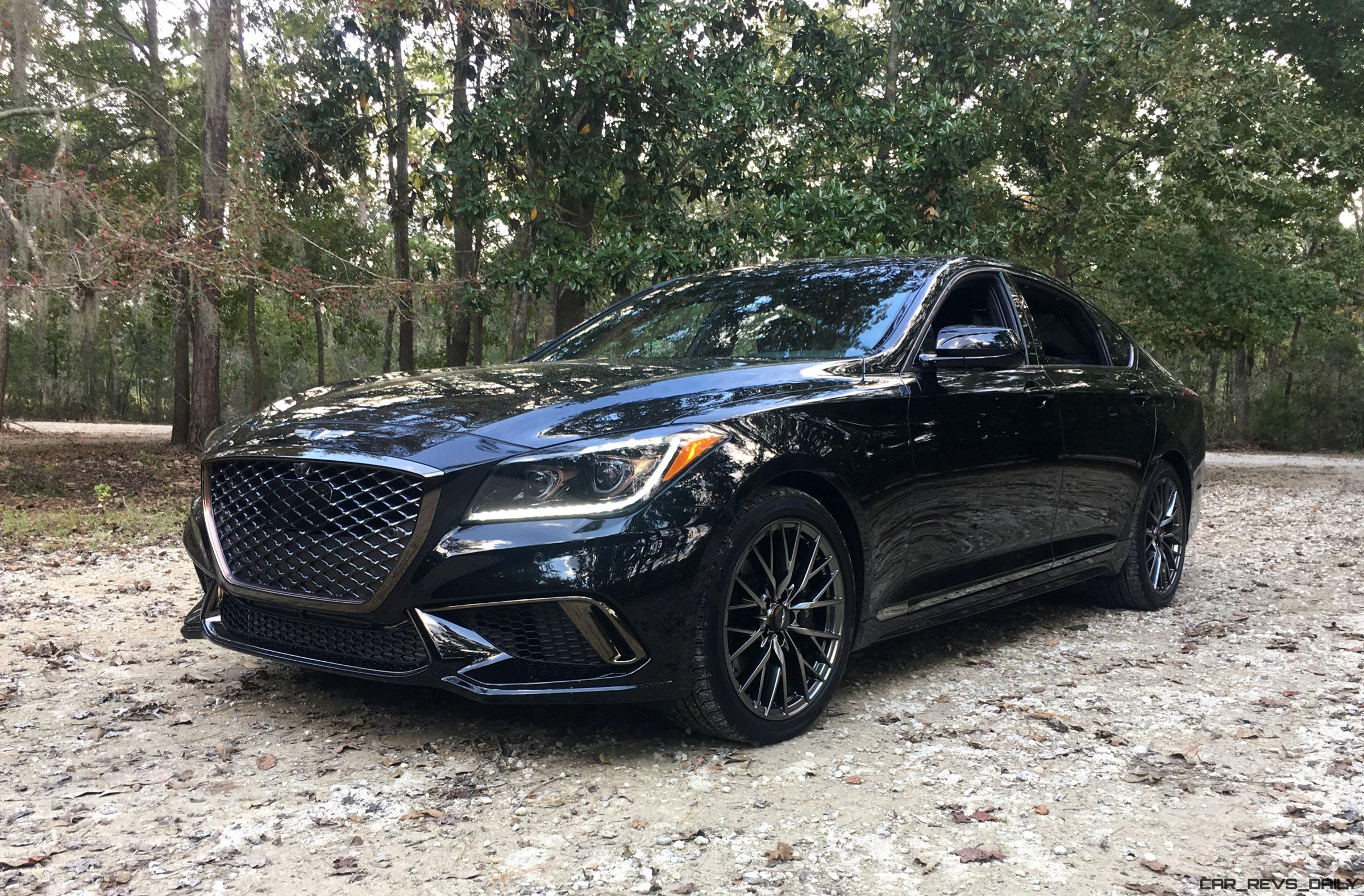 2018 genesis g80 sport exterior 50. Black Bedroom Furniture Sets. Home Design Ideas