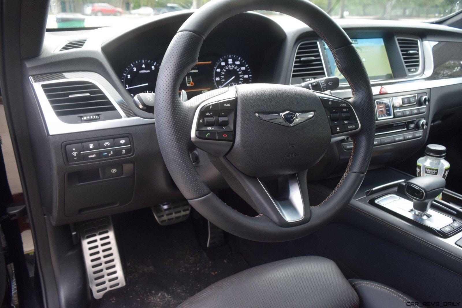 2018 genesis g80 sport interior. wonderful g80 in 2018 genesis g80 sport interior