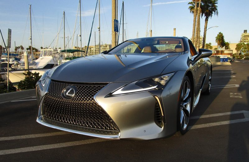 2018 Lexus LC500 - Review 12