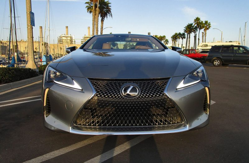 2018 Lexus Lc500 Road Test Review By Ben Lewis Best Of 2017 Awards