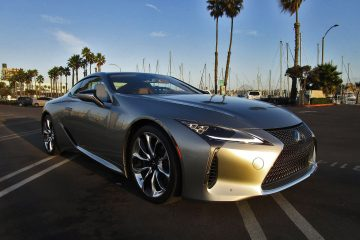 2018 Lexus LC500 – Road Test Review – By Ben Lewis