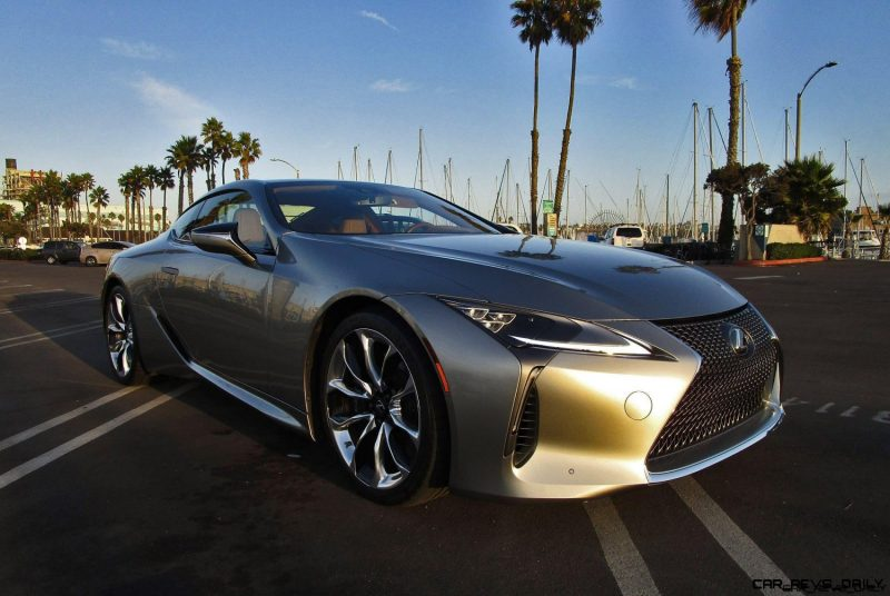 2018 Lexus LC500 - Review 14