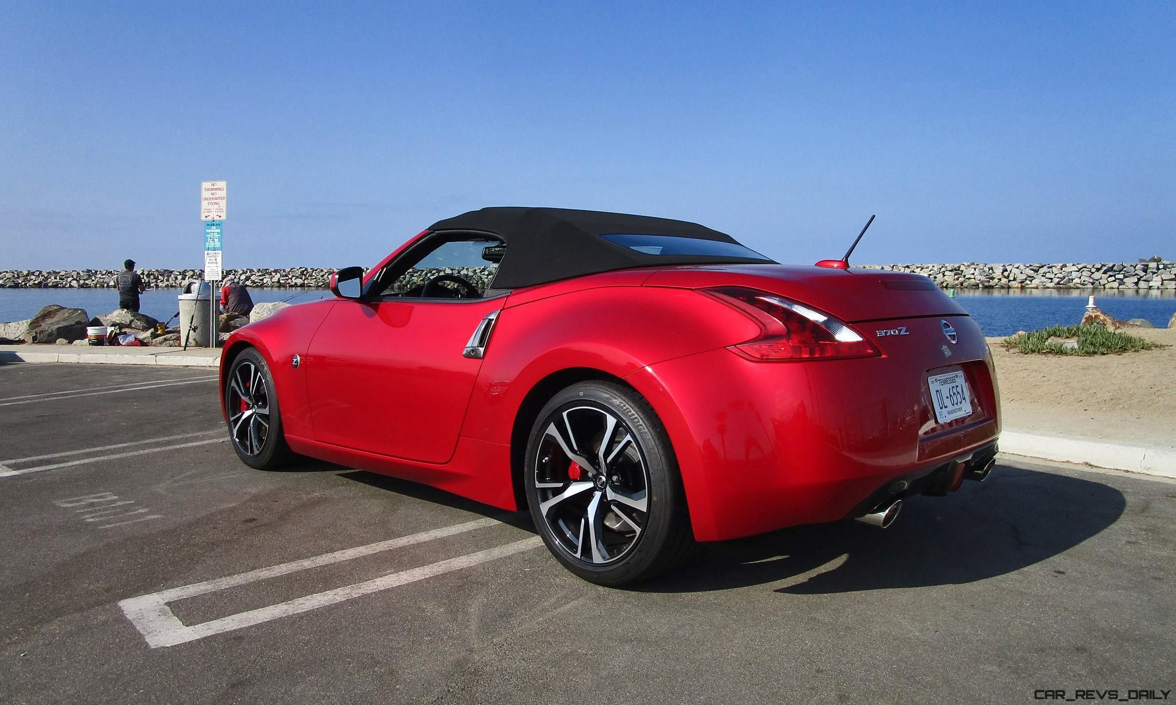 Nissan Z Touring Review