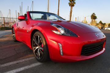 2018 Nissan 370Z Roadster Touring Sport 7 A/T – Road Test Review – By Ben Lewis