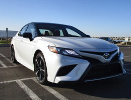 2018 Toyota Camry XSE V6 – Road Test Review – By Ben Lewis