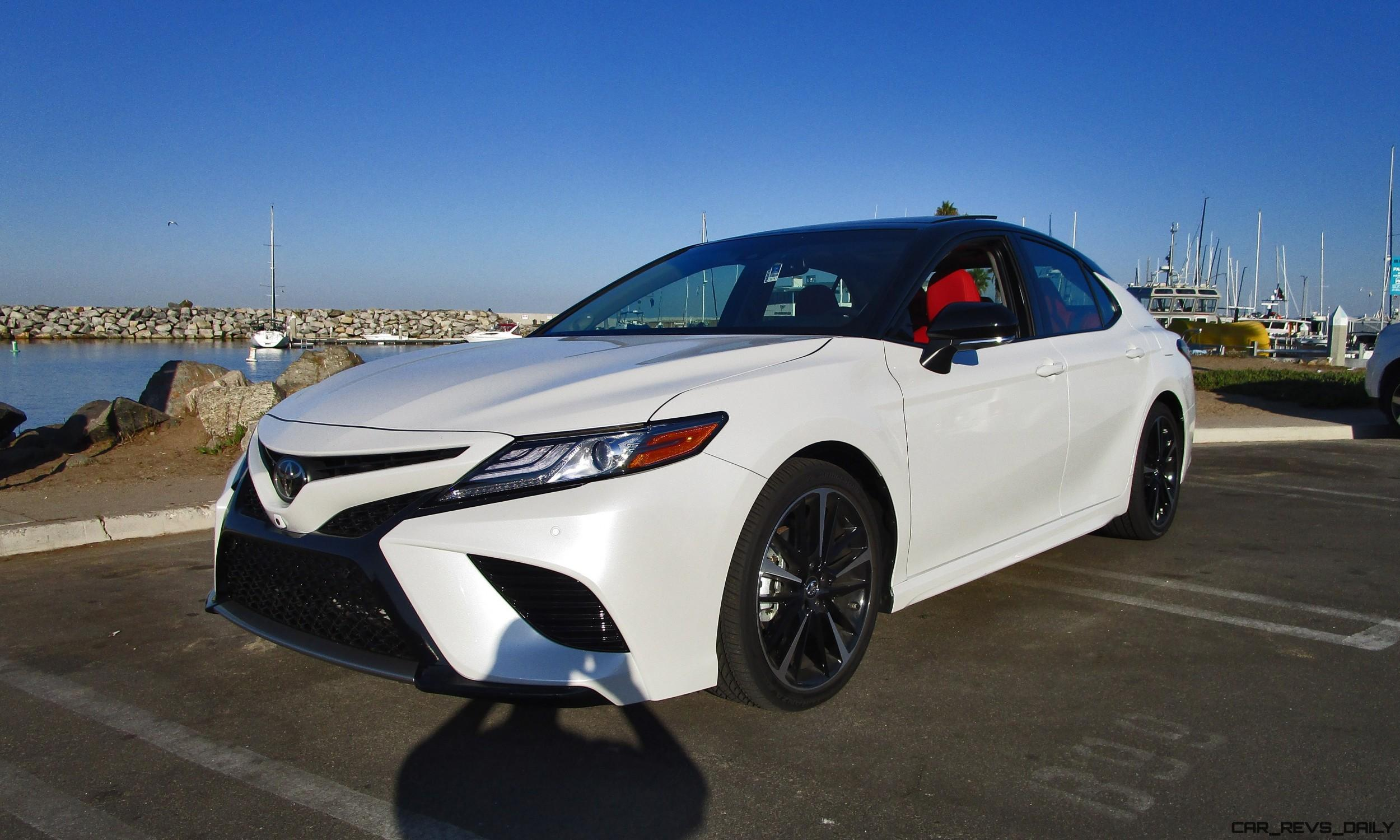 2018 toyota camry xse v6 road test review by ben lewis latest news for 2018 toyota camry xse interior