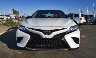 2018 Toyota CAMRY XSE V6 Ben Lewis 3
