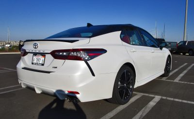 2018 Toyota CAMRY XSE V6 Ben Lewis 6