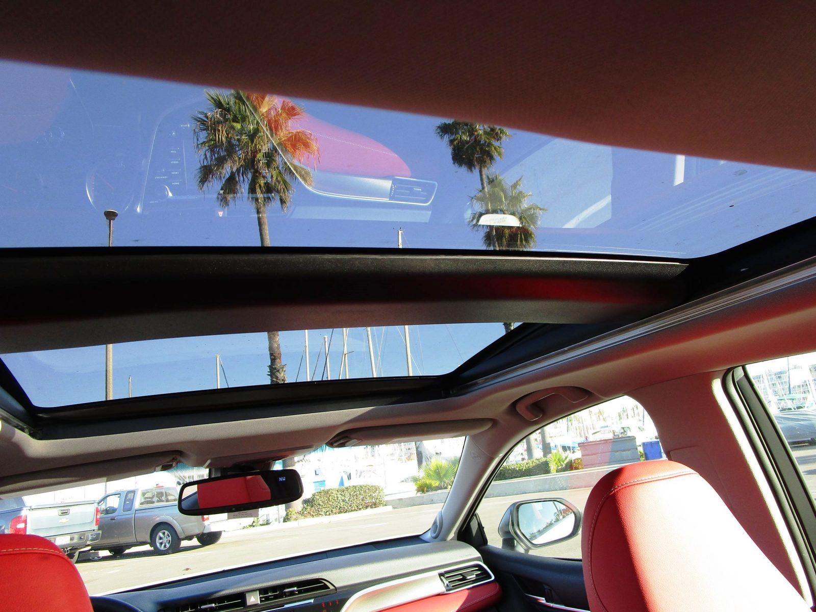2017 Camry Xse >> 2018 Toyota CAMRY XSE V6 Interior 13
