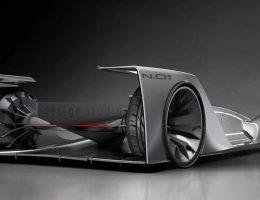 Designer Showcase – N.01 Autonomous Race Car Concept By Fernando Pastre Fertonani