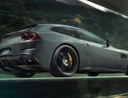 220mph Breadvan! NOVITEC Ferrari GTC4 Lusso