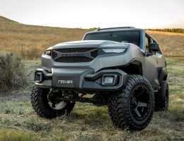 2018 Rezvani TANK – 500HP Designer Assassin – 15 New Pics