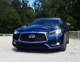 2017 INFINITI Q60 Red Sport 400 – Road Test Review + Drive Videos