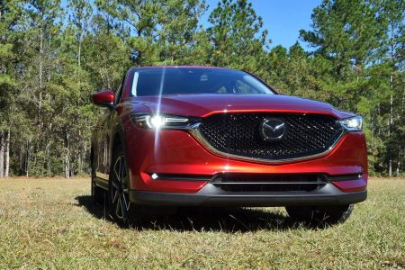 2017 Mazda Cx 5 Gt Premium Awd Hd Road Test Review