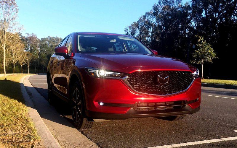 2017 Mazda CX-5 GT Premium AWD 28