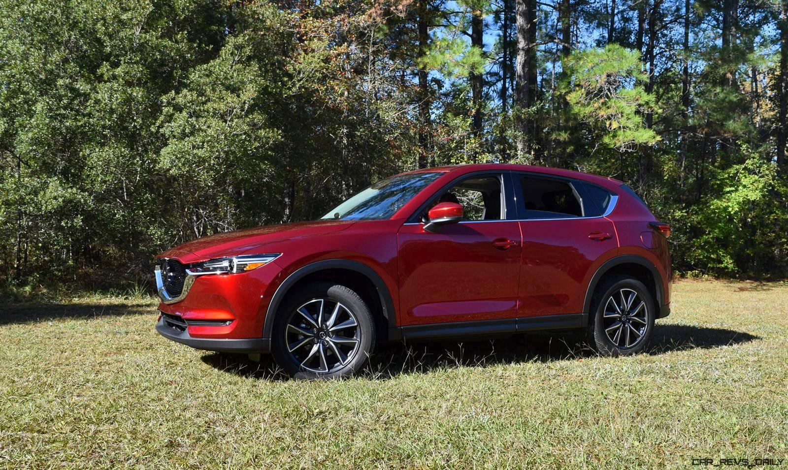 2017 mazda cx 5 gt premium awd hd road test review. Black Bedroom Furniture Sets. Home Design Ideas