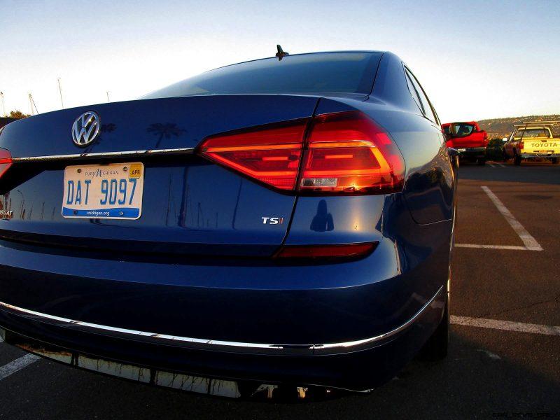 2017 VW Passat 1