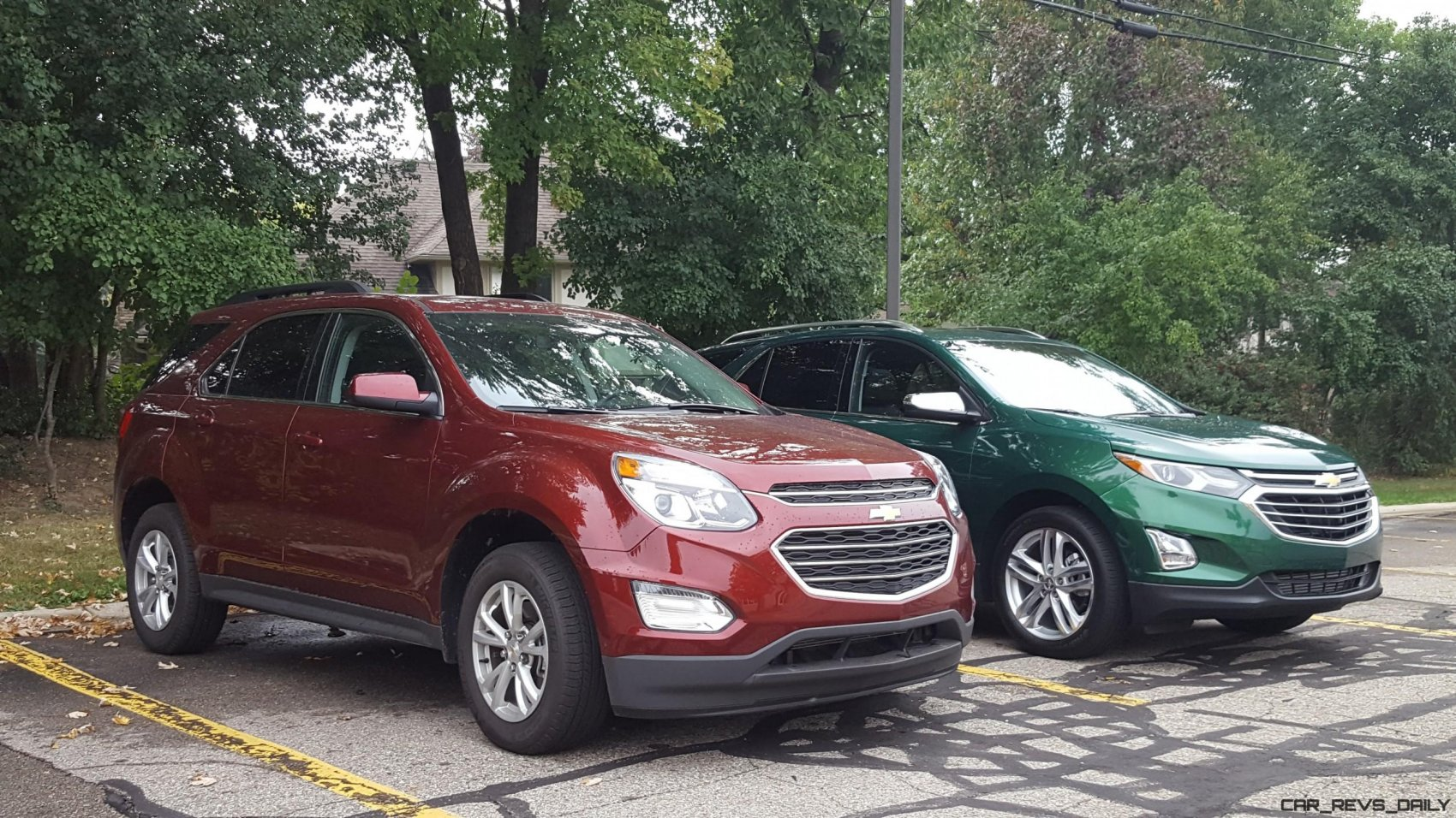 old vs new 2018 chevrolet equinox vs 2017 chevrolet equinox by carl malek. Black Bedroom Furniture Sets. Home Design Ideas