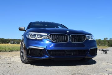 2018 BMW M550i – HD Road Test Review