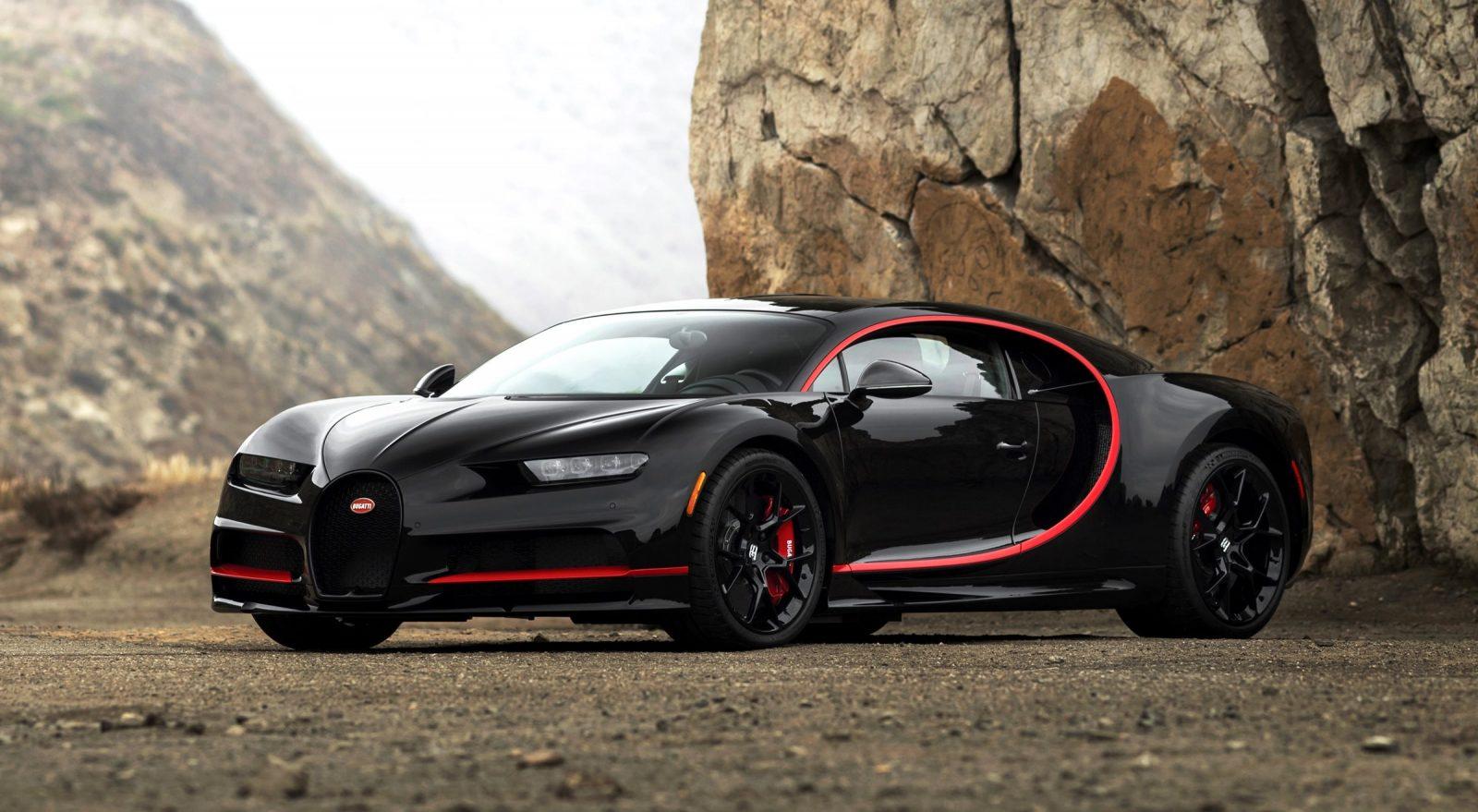 2018 Bugatti Chiron 1