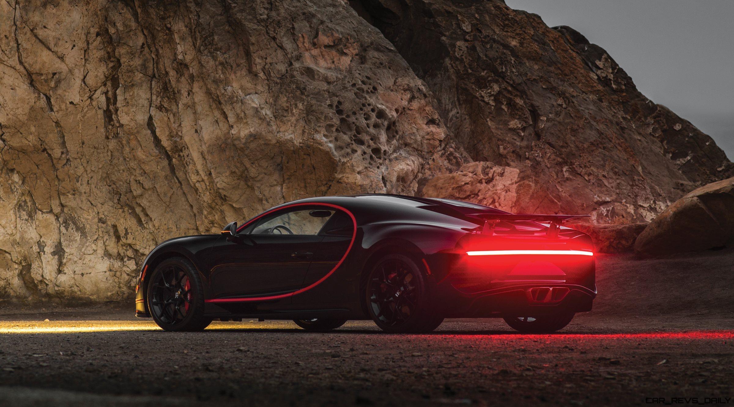 Best Mid Size Trucks >> 2018 Bugatti CHIRON Headlines RM Sotheby's 2017 New York ...