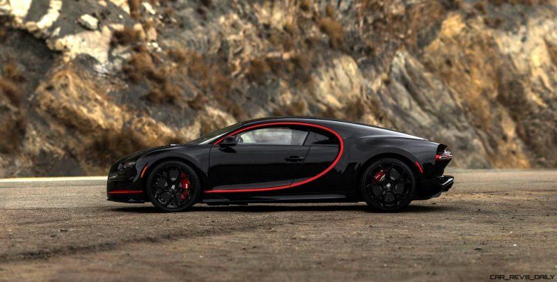 2018 Bugatti Chiron 3