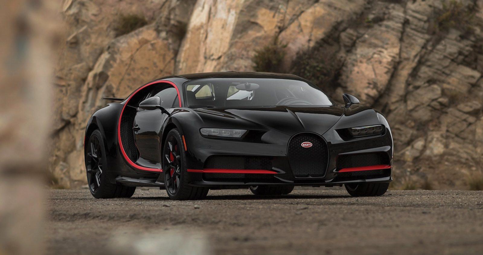 2018 Bugatti Chiron 7