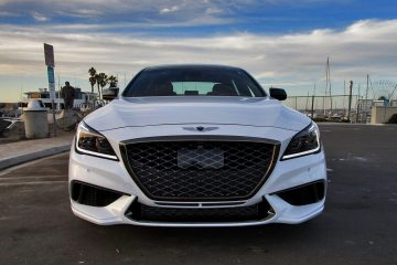 2018 GENESIS G80 Sport AWD 3.3T – Road Test Review – By Ben Lewis