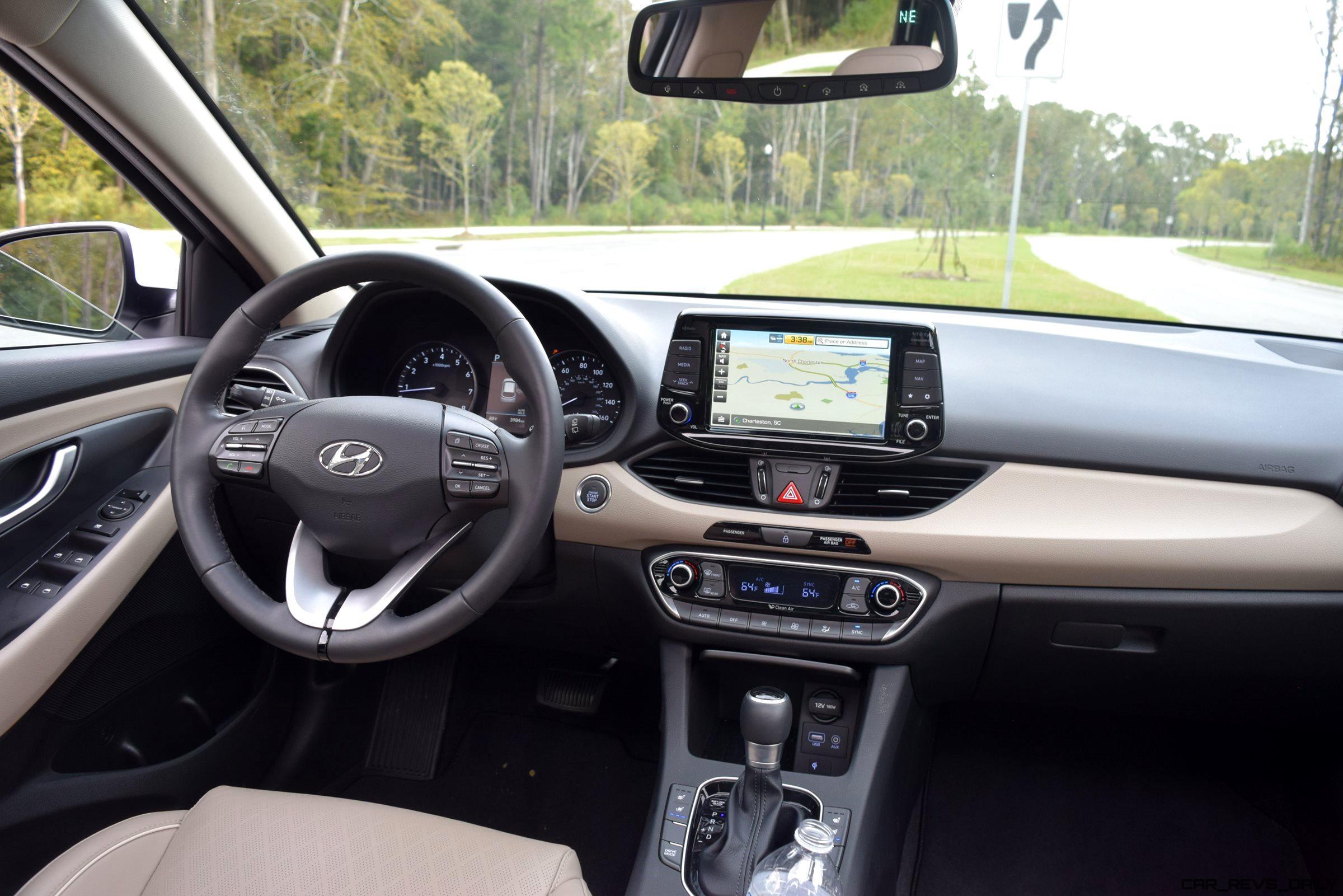 2018 Hyundai Elantra GT Base Automatic - Road Test Review ...