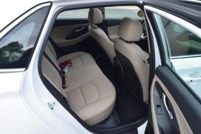 2018 Hyundai Elantra GT Interior 3