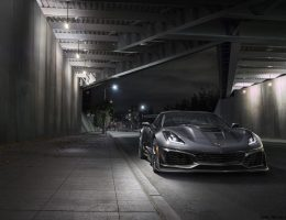 All Hail The King!!! Chevrolet Revives Corvette ZR1 For 2019 Model Year - By Carl Malek