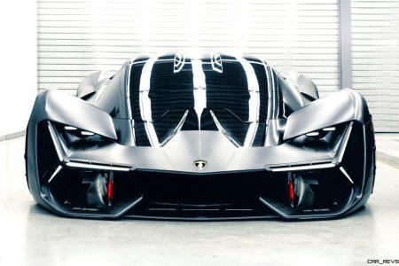 Update1 2017 Lamborghini Terzo Millennio Car Shopping