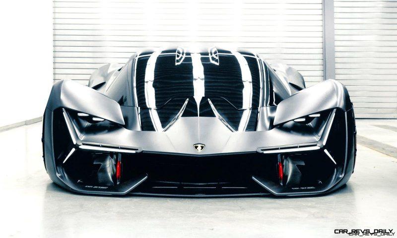 Update1 - 2017 Lamborghini Terzo Millennio » CAR SHOPPING