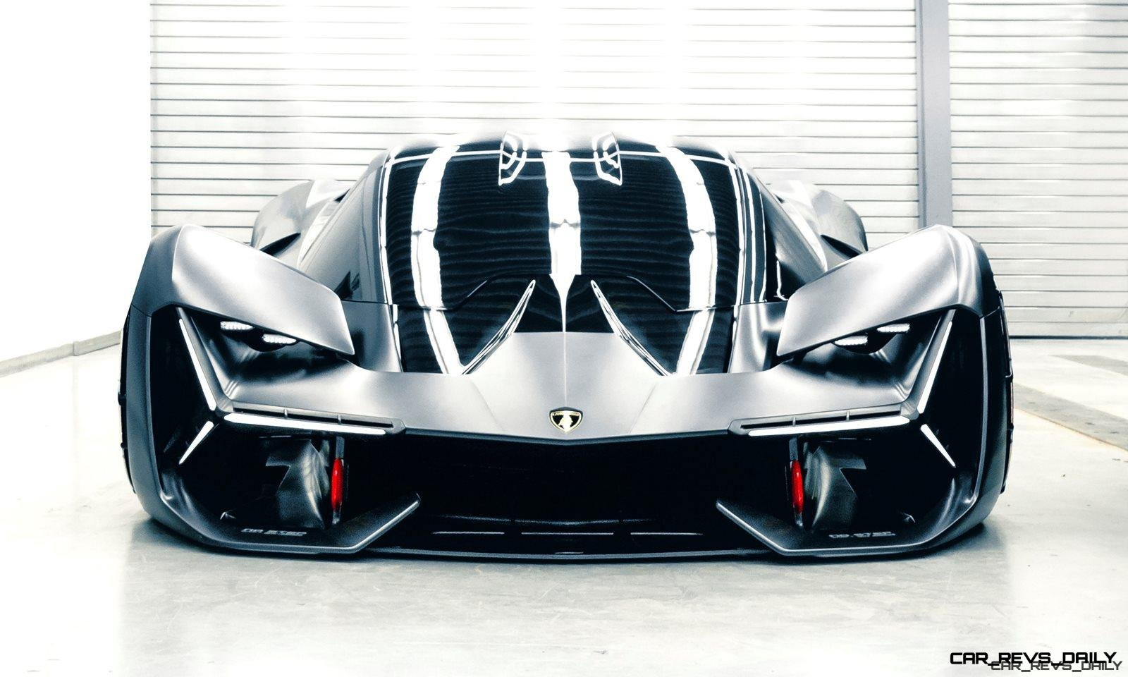 Update1 2017 Lamborghini Terzo Millennio Car Shopping