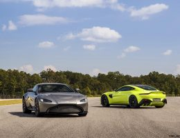 Aston Martin Reinvents Its Sporting Pedigree With 2018 Vantage Coupe