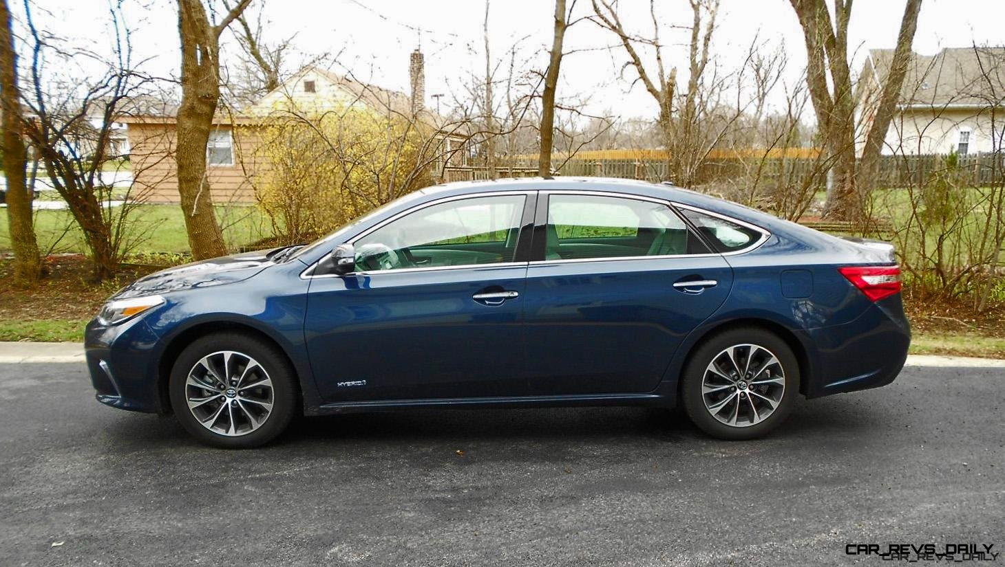 2017 Toyota Avalon Hybrid Xle Premium Road Test Review By Ken Hawkeye Glman Car Ping