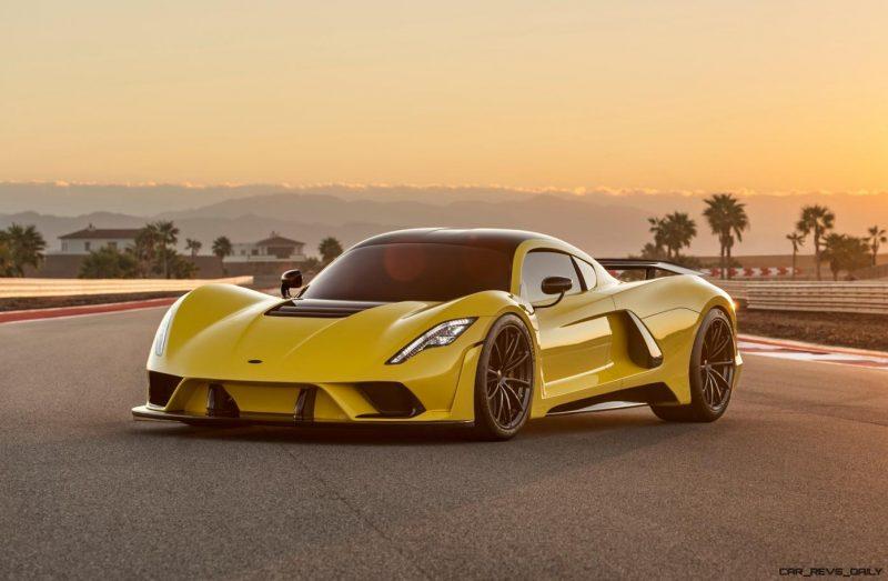 Hennessey Venom F5 >> Update1 - 1600HP, 301MPH 2018 Hennessey Venom F5 Revealed » CAR SHOPPING