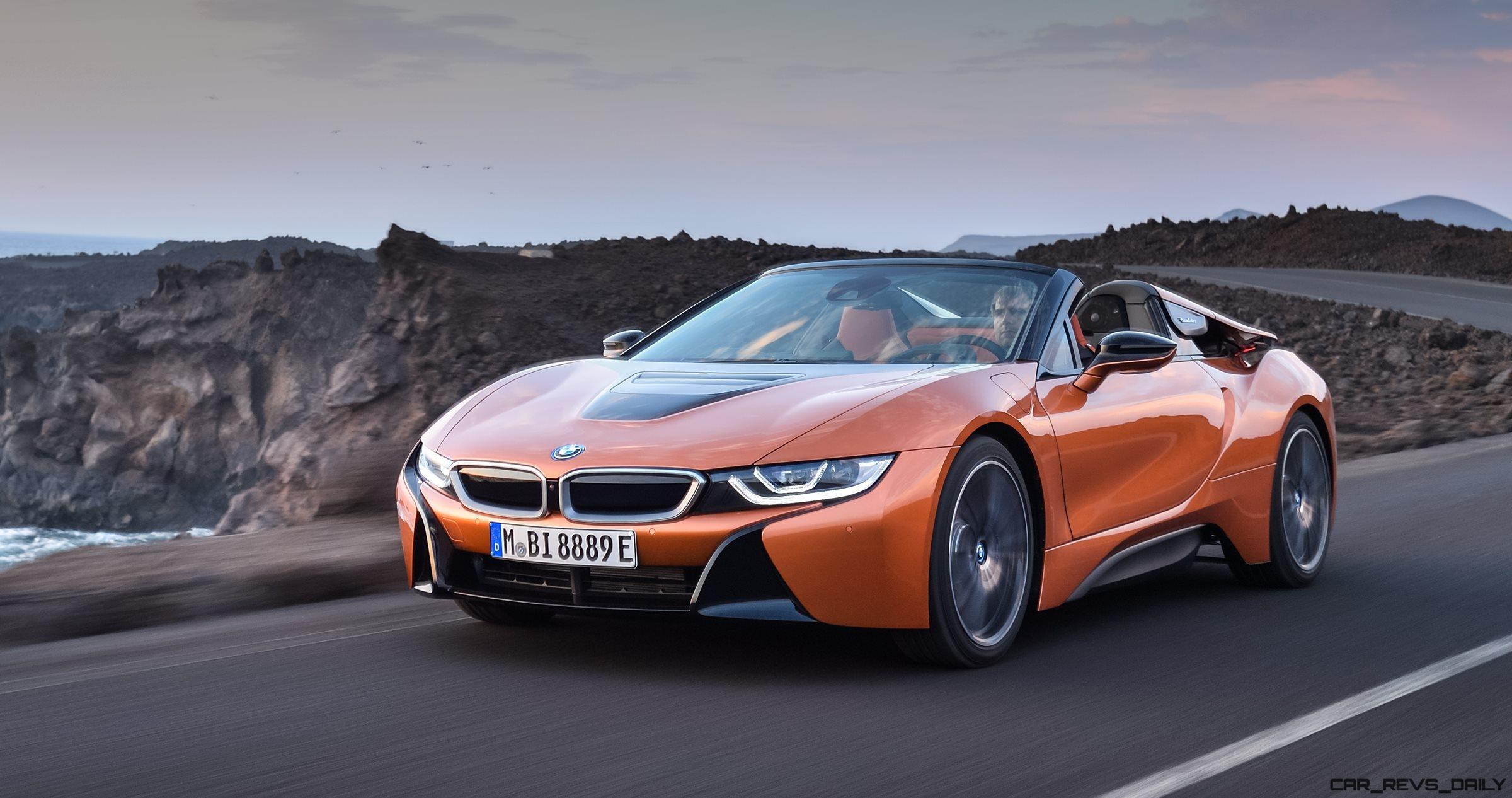 4 6s 2018 Bmw I8 Roadster Is No Brainer Ragtop Latest News