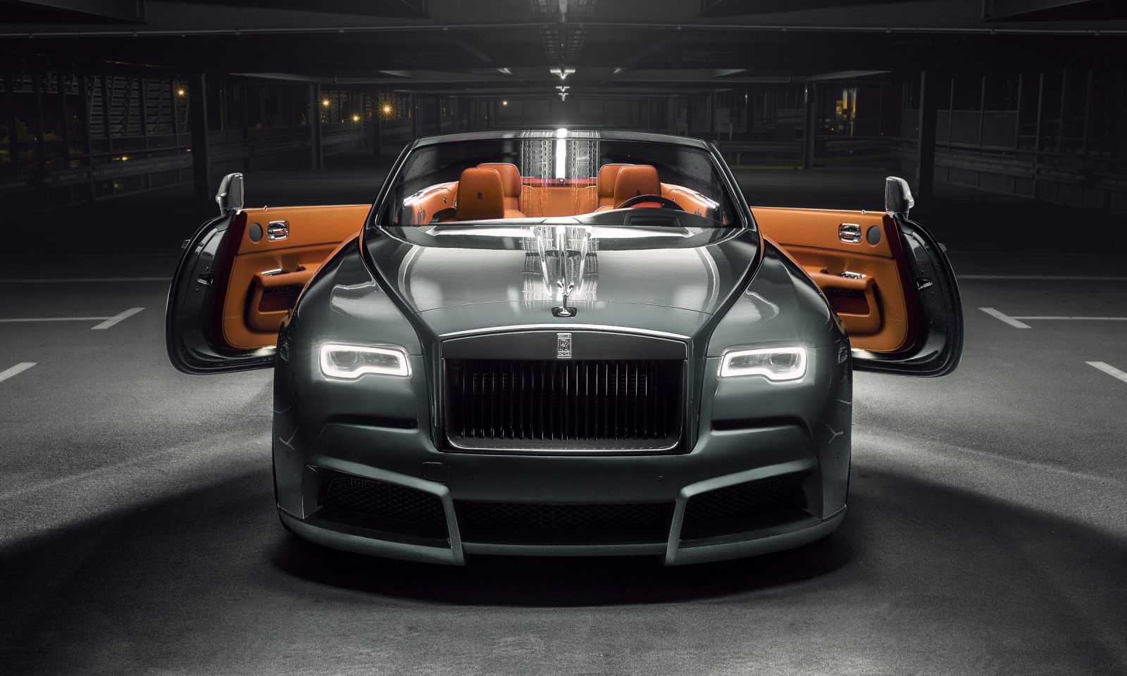 Spofec Overdose For The Rolls Royce Dawn 700hp Widebody