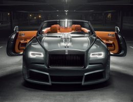 SPOFEC OVERDOSE for the Rolls-Royce Dawn – 700HP Widebody Ragtop