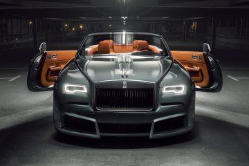 SPOFEC OVERDOSE for the Rolls-Royce Dawn – 700HP Widebody Ragtop