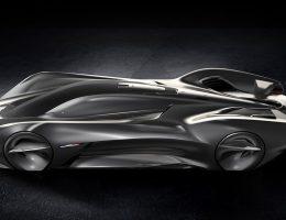 Designer Showcase – Changha Lee – Peugeot Lumie LMP1 Concept