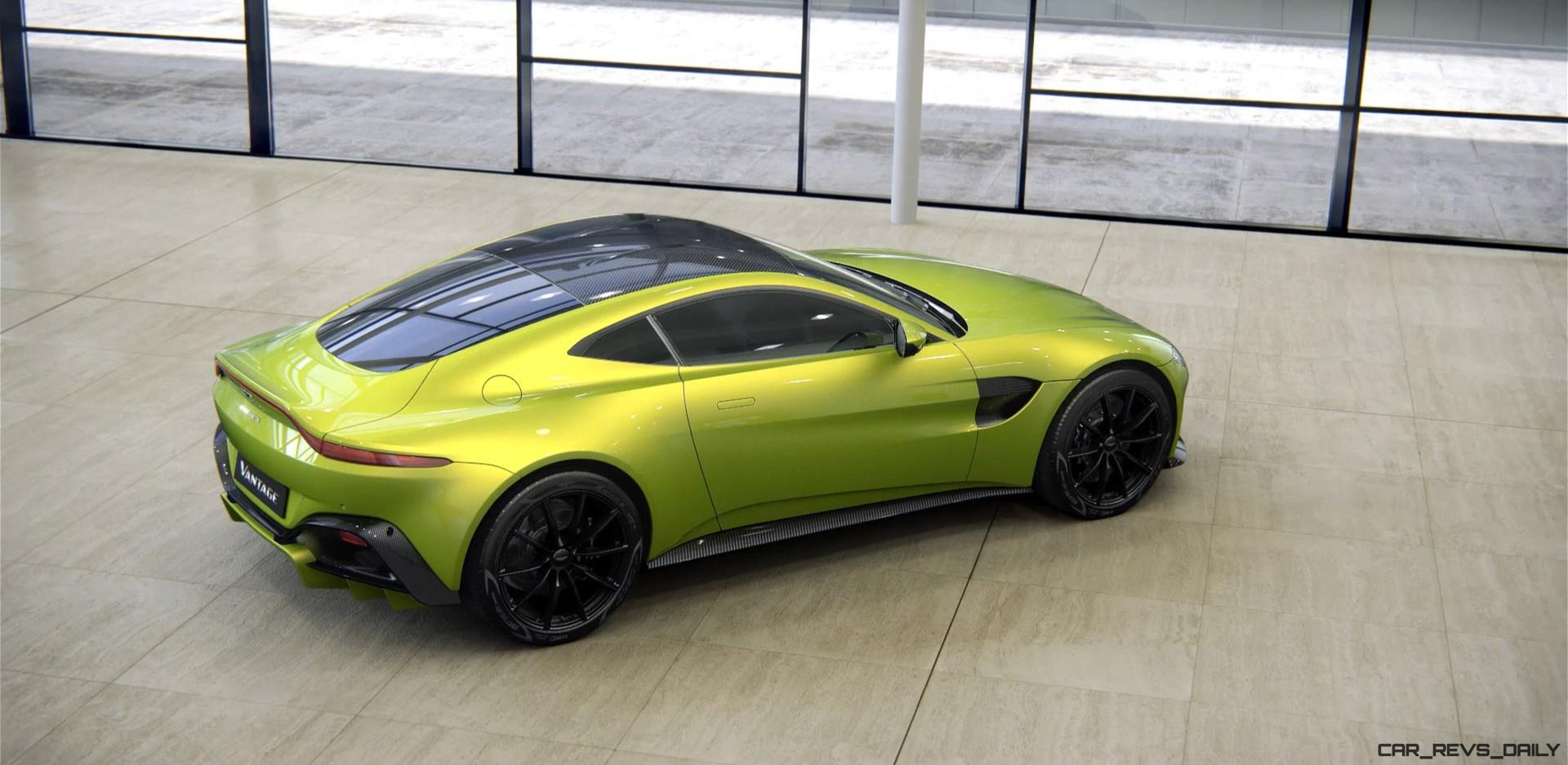 2018 aston martin vantage official configurator gifs q palette neons latest news. Black Bedroom Furniture Sets. Home Design Ideas