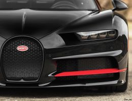 2018 Bugatti CHIRON Headlines RM Sotheby's 2017 New York Icons [33 Photos]